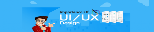 Importance of UI & UX Design